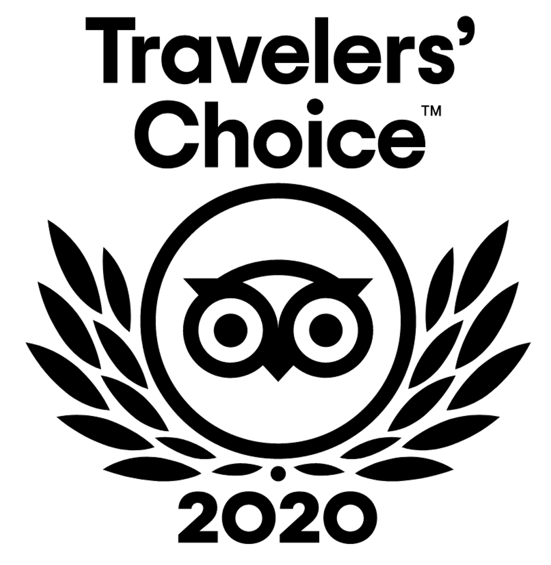Trip Advisor, Certificats excellence 2020
