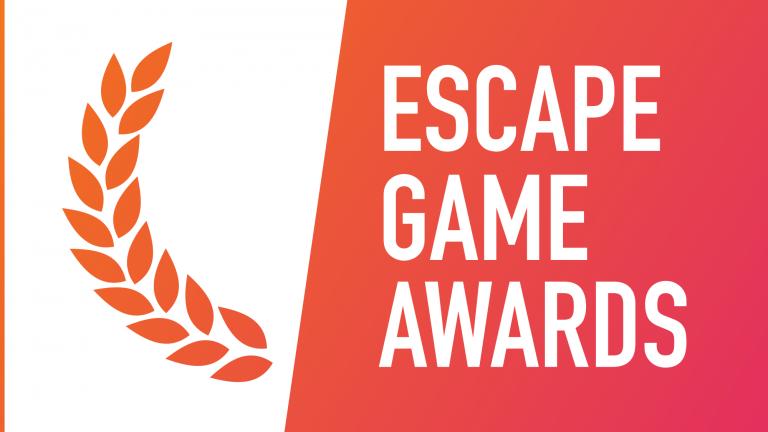 Le log des escape gam awards